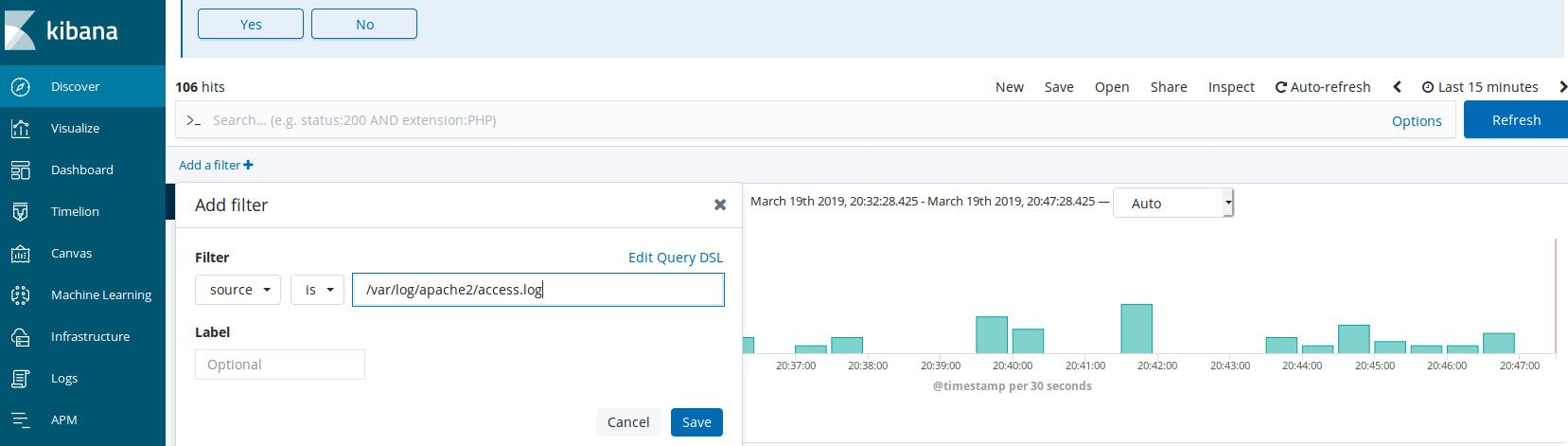Configure ELK stack on Docker – part 3 – Jasna's DevOps Lab